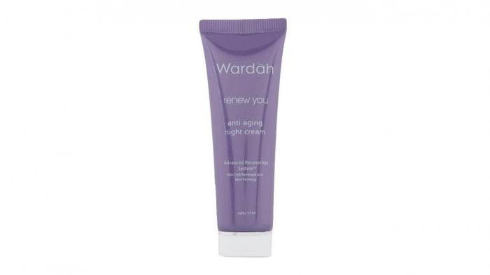 Review Wardah Renew You Day Cream