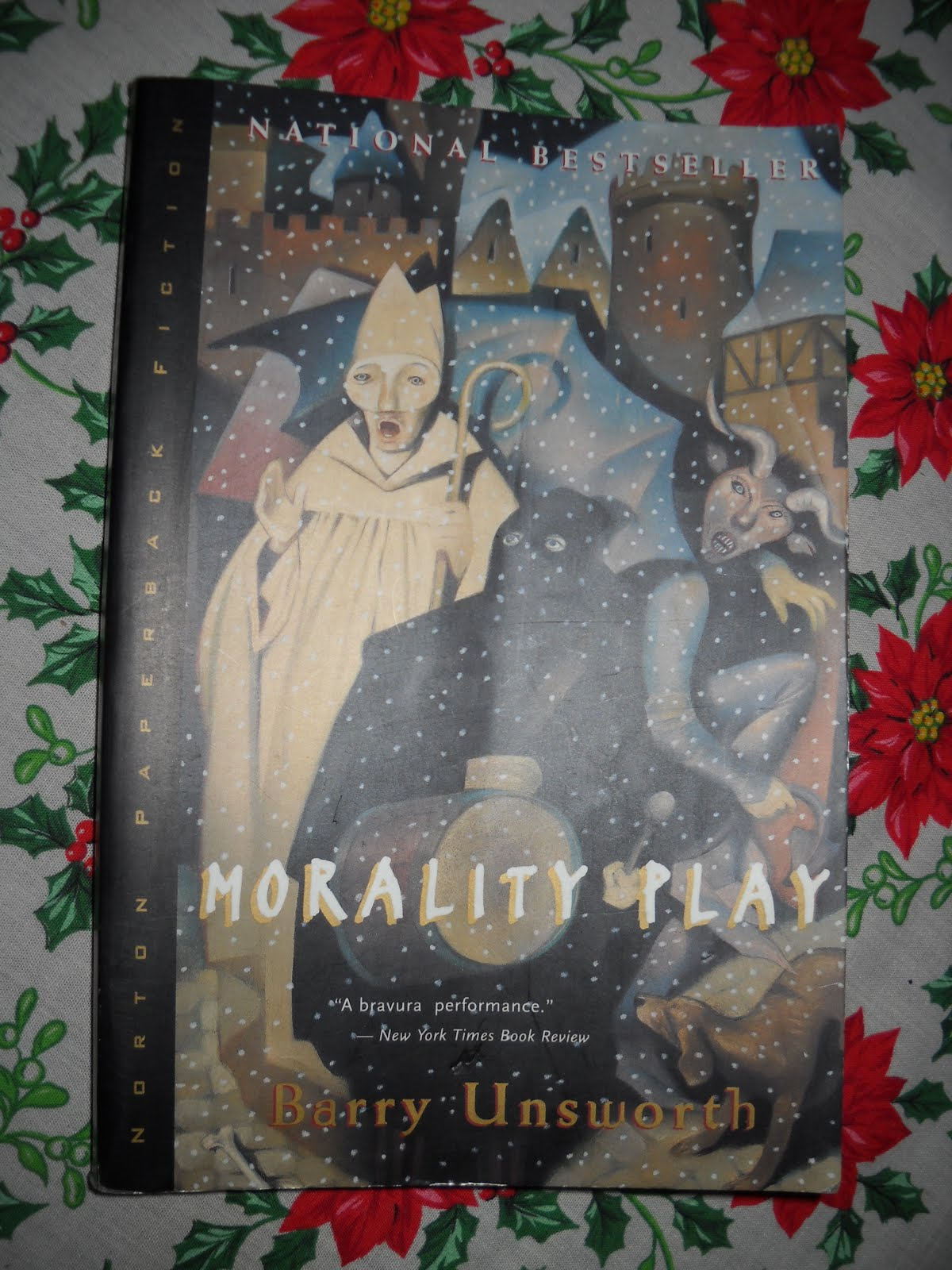 an analysis of vivid and descriptive passages in morality play by barry unsworth Reading @sherman_alexie poems and then writing a comparative essay with bo juyi (8th cent tang dyn) wish i could just read/think, not write content of a research paper keshav write an essay on pteridophytes leaves am grateful essays on abortion introduction for a literature review xerostomia sony playstation 3 slim comparison essay digital design research papers mfa grad school essay tubaf latex beispiel essay killer in the backseat analysis essay the play fences essays on friendship.