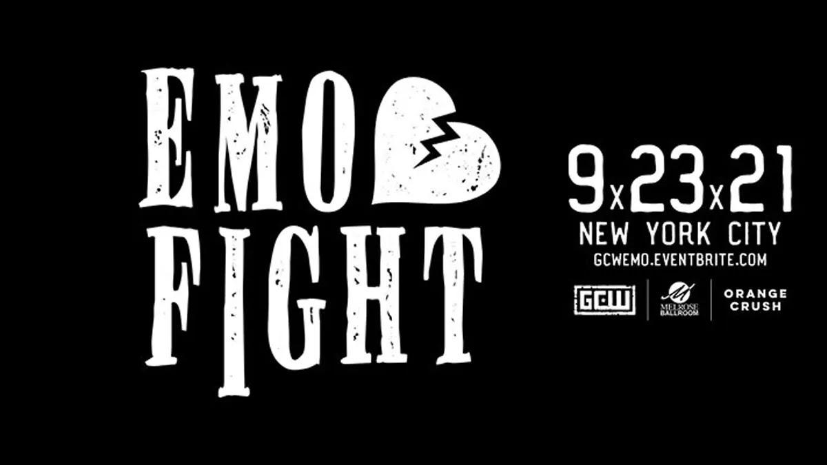 Cobertura: GCW Emo Fight 2021 – O maioral!