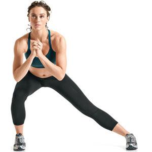 fit chicks leg workout gym goers