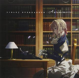 Violet Evergarden Original Soundtrack: Automemories ...