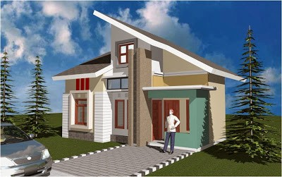 model rumah minimalis type 60 2