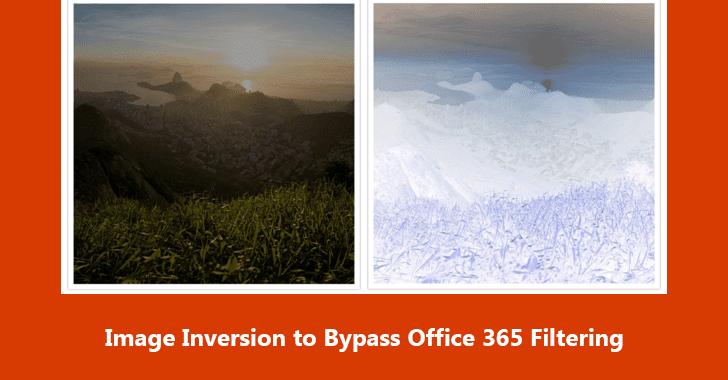 Image Inversion Technique