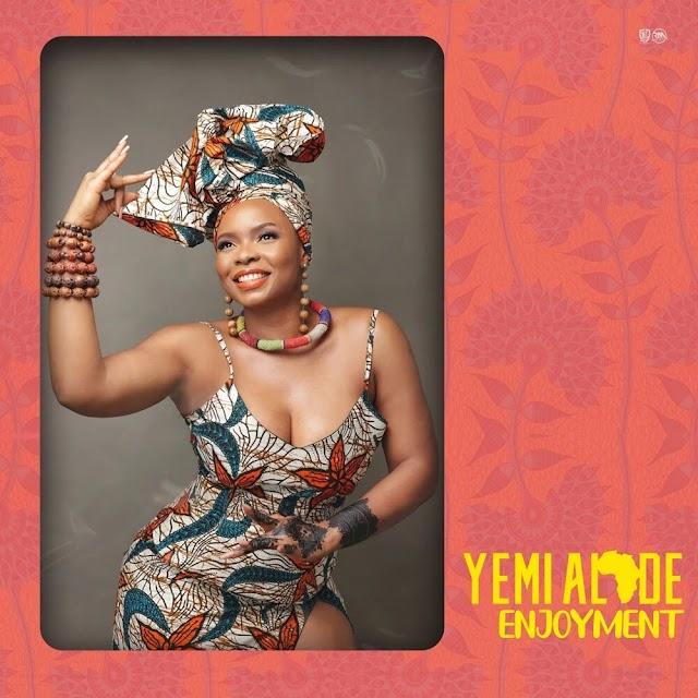 MP3 DOWNLOAD: Yemi Alade – Enjoyment
