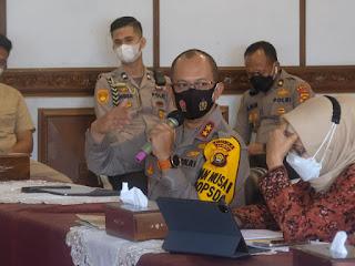 Kapolda Jambi, Provinsi Jambi Khawatir Akan Virus Varian Baru