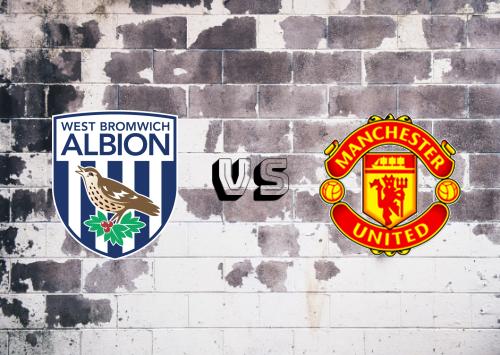 West Bromwich Albion vs Manchester United  Resumen y Partido Completo