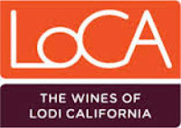 logo of Lodi Californai Winegrape Association