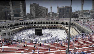 Kaaba the most visited places in Mecca