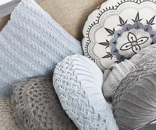 Transformation art cojines hechos de lana - Cojines de lana ...