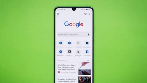 Screenshot tool added to Google Chrome for Android