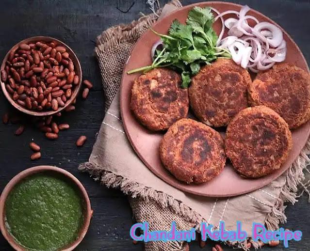 Delicious Homemade Chandani Kebab Recipe
