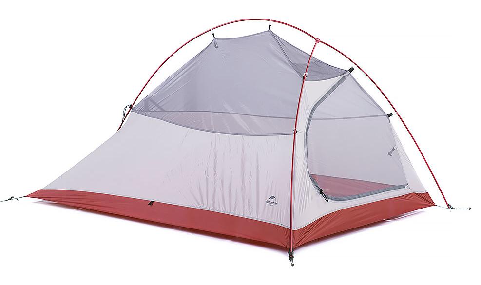 Cloud Up 2 inner  sc 1 st  Frugal Hiker & Frugal Hiker: Naturehike 2-man Cloud Up 2 tent (Big Agnes Fly ...