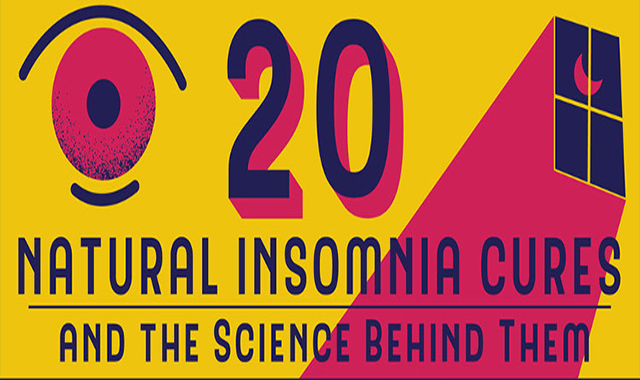 20 Natural Insomnia Cures And the Science Behind Them