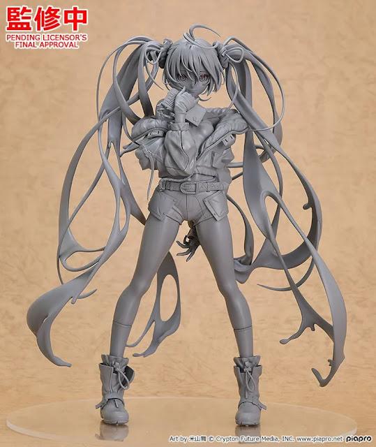 Character Vocal Series 01: Hatsune Miku 1/7 Scale Figure Hatsune Miku with SOLWA