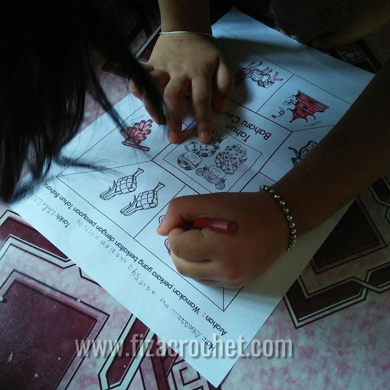 Homework Masa Cuti