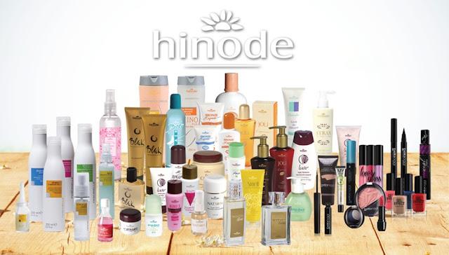 Nova Apresentação de Negócio 2016 Hinode Cosméticos e Perfumes