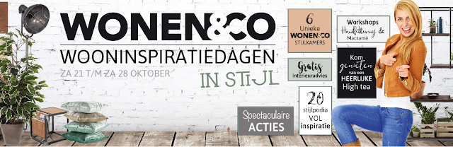 Wonen en Co Wooninspiratiedagen Home Center Wolvega