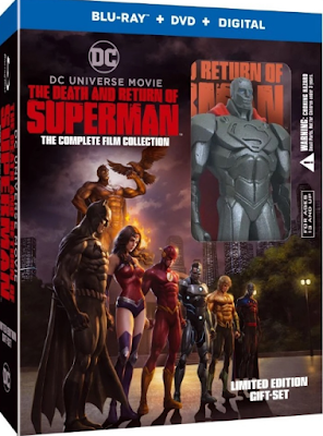 Death and return of superman [2019] [BD25] [Latino]