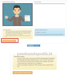 Dalam pendaftaran CPNS secara online melalui website  Cara Mengatasi Gagal Cetak Kartu Informasi Akun SSCN