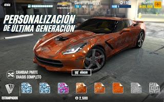 Descargar CSR Racing 2 MOD APK 2.9.0 Dinero ilimitado Gratis para Android 2020 2