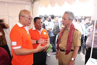 Antusias Warga Indramayu Cukup Tinggi Pada Job Fair 2019