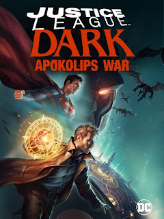 Justice League Dark: Apokolips War / Тъмната Лига на Справедливостта: Войната на Апокалипс (2020)