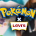 Nueva colaboración: Levis x Pokémon. ¡Atrápala ya!