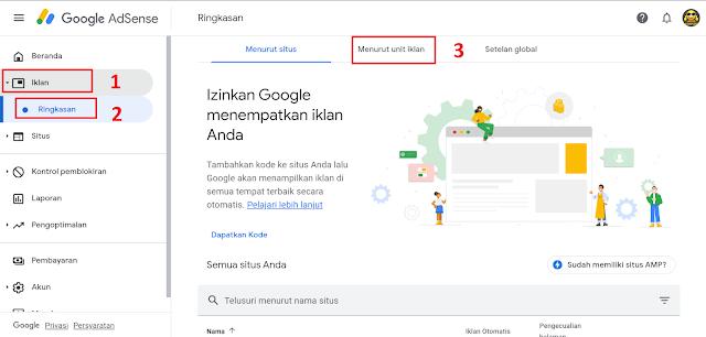 Cara Meningkatkan Performa Iklan Google Adsense dengan Kode Iklan yang Baru