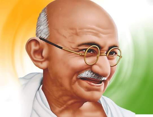 essay on gandhiji father of the nation Why was mahatma gandhi called father of nation gandhiji is known as father of nation in india since gandhiji was the main leader in non violence fight with.