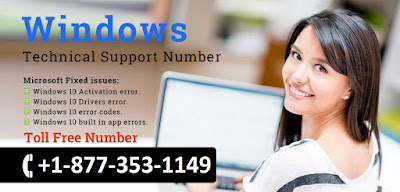 Windows Technical Support Number