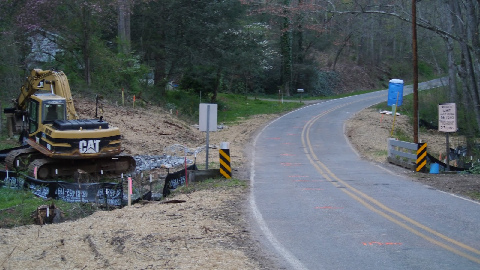 Bridge to be replaced on Pressley Road