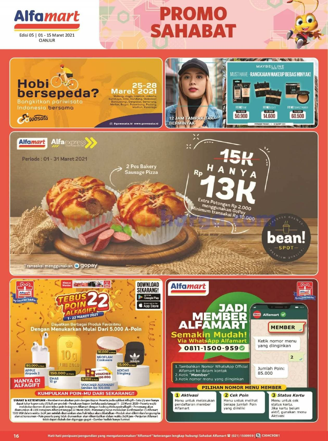 Katalog Promo Alfamart 1 - 15 Maret 2021 16