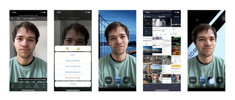 Cara Mengganti Background / Latar Belakang Di Aplikasi Zoom
