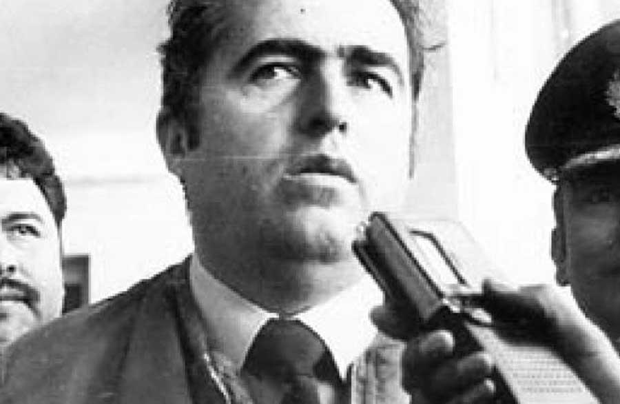 García Meza afirmó que su hombre fuerte actuó sin su consentimiento en al dictadura / ARCHIVOS WEB