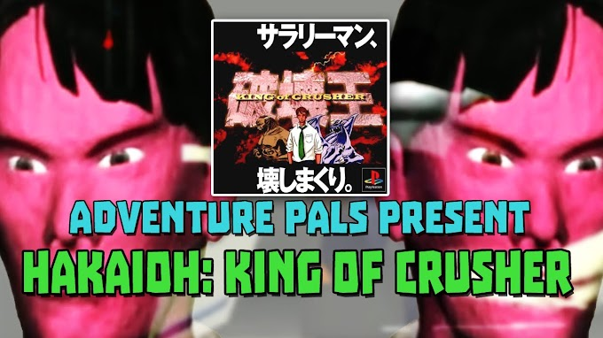 DIECI PERLE PER LA PSX DA AKU - KING OF CRUSHER!