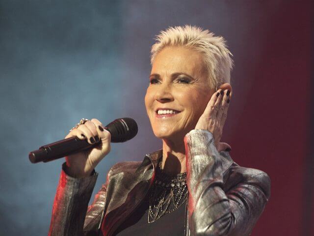 Roxette vocalist Marie Fredriksson dead at 61