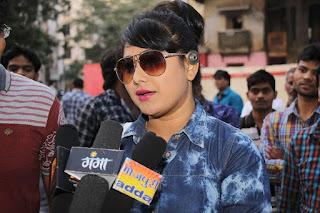 Priyanka Pandit Signed Film 'Samrajya'