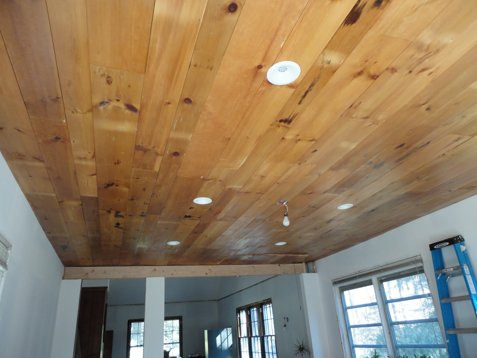 22 Inspiring Ceiling Wood Planks Photo - Homes Decor | 23961