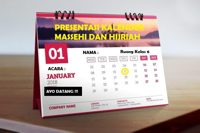 reklame kalender