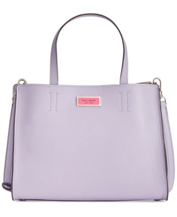 LILAC HANDBAG FASHION TREND