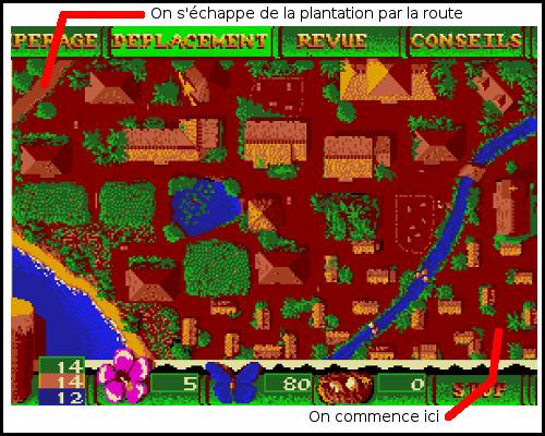[TEST]ROM - Les Guerriers de l'ombre - Atari St/Amiga Freedom5