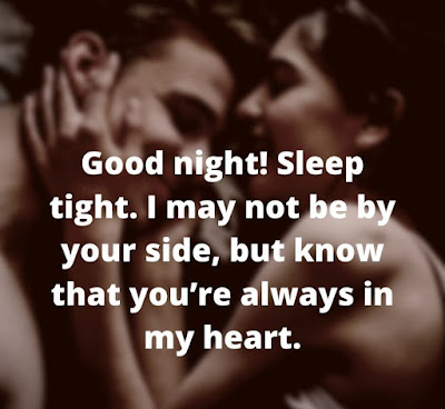 Good Night Wishes for love