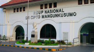 Berikut Profil Lengkap Cipto Mangunkusumo Hospital