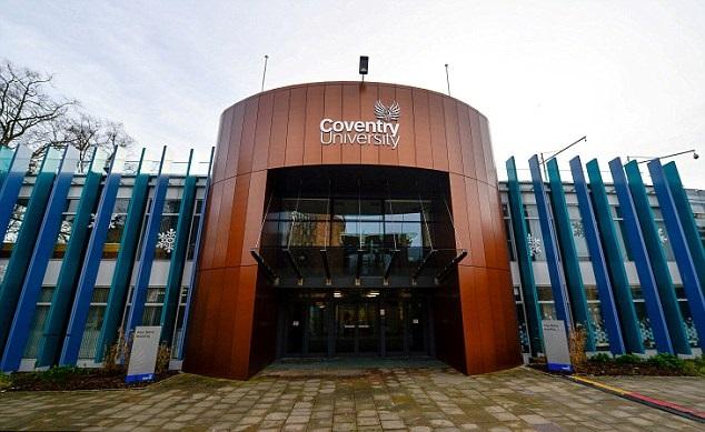 أسعار مصاريف جامعة كوفنتري و تنسيق التقديم 2021 - 2022