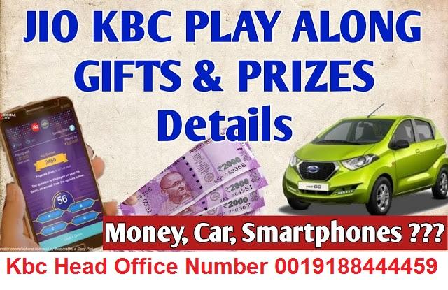 How do I check kbc lottery winner 2019
