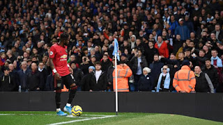 Man arrested for alleged racist behaviour during Manchester derby