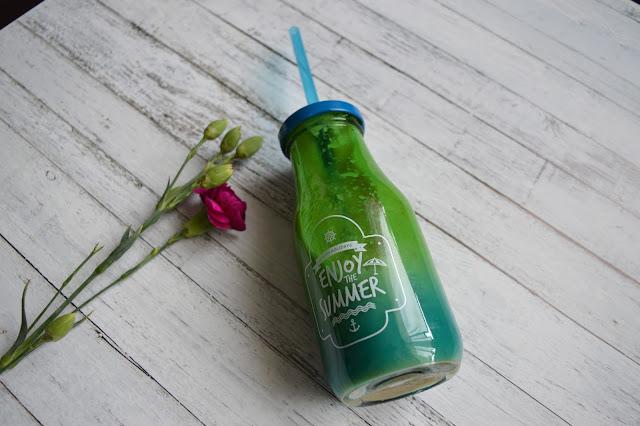 enjoy the summer, koktajl, smoothie
