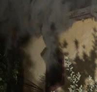 Karamanda Apartmanın 3 Katında Çıkan Yangın Video İzle