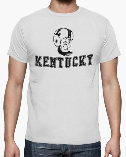 Camisetas Hombre - KENTUCKY (negro)