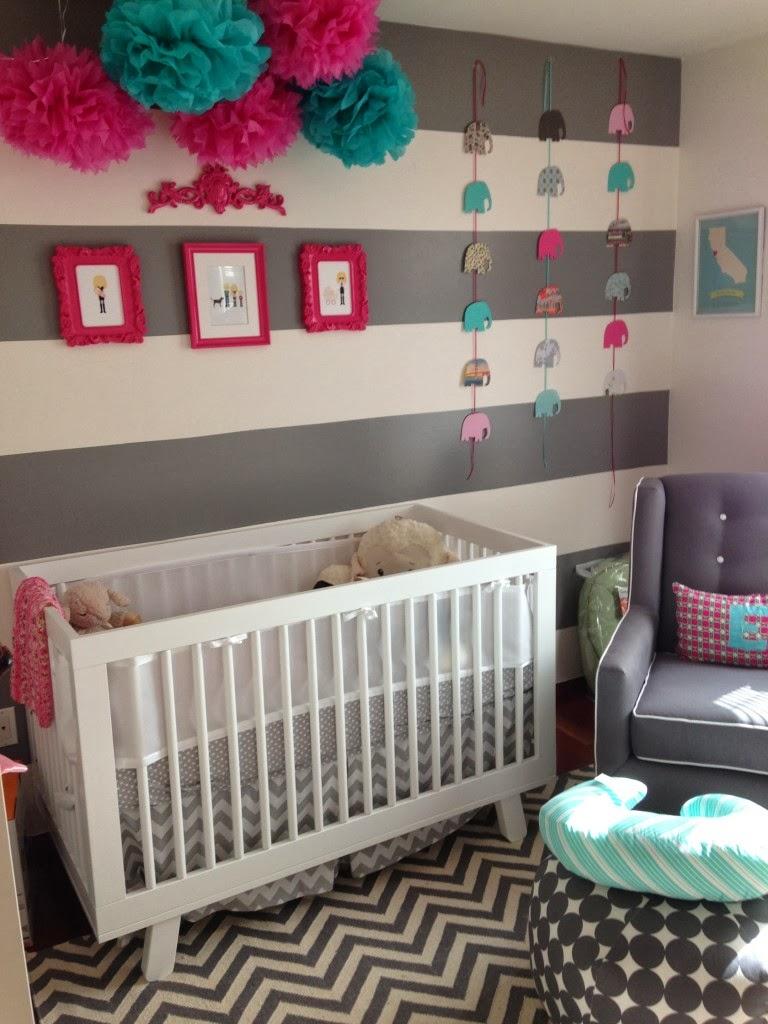 Habitacion infantil cocochicdeco for Espejos horizontales decoracion
